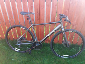 Radial Compel 2.1 Hybrid Bike - medium frame, excellent / as - new condition.