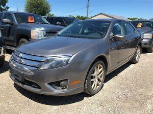 2010 Ford Fusion SEL CALL 519 485 6050 CERTIFIED