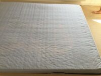 FREE to Collector - IKEA SULTAN Double Mattress - Good Condition - Washable Cover