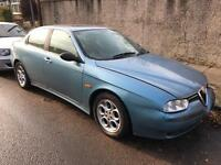 Alfa Romeo 156. 2001. Mot. Tax. LEATHER