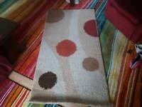 Small rug in excellent condition. ONO.