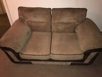 2 two seater couches