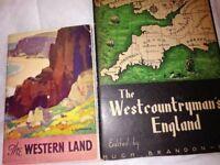 """The Western Land"" & ""The Westcountrymans England"""