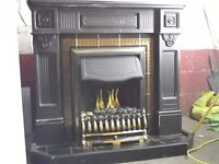 Fireplace and Surround £40 delivered to your door. Electric fire + Mantle + Surround, Blackpool