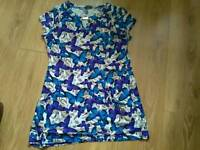 Size 12 tunic top