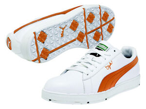 New 2013 Men's Spikeless PUMA PG Clyde Golf Shoes - Multiple Colors & Sizes
