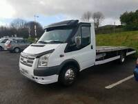 Ford transit 2010 recovery truck