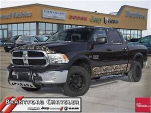 2015 Ram 1500 SXT   Camo Package   Back UP Camera   Side Steps