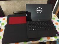 DELL XPS 13 Infinity edge QHD+touch screen