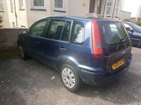 Ford fusion 1.4 tdci 2004