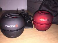 Mini/travel speakers