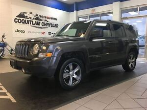 2016 Jeep Patriot Loaded Leather Sunroof