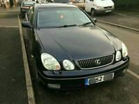 Lexus GS300 Facelift Edition 2002