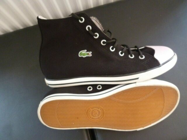 c73710a99 LACOSTE TRAINERS (BRAND NEW) UK SIZE 8