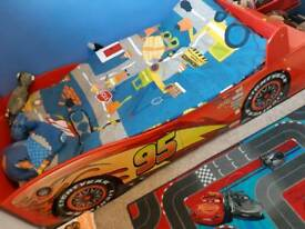 Disney Lightening Mcqueen Bedroom