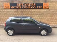 + 2005 POLO MOT NOV ONLY £1190 +