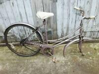 2 x Vintage Bicycles, Repairs or Restoration