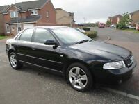 AUDI A4 1.9 TDI DIESEL 2000 FULL SERVICE HISTORY MOT FEB 2017 IMMACULATE ASTRA FOCUS VECTRA MONDEO