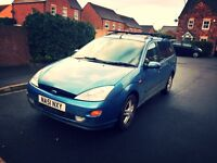 Ford Focus Estate, 51 Plate, 1.6, 4 Months Mot, FULL Service History...