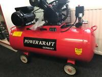 Brand New Power Kraft Germany Air Compressors For Sale!!!!!