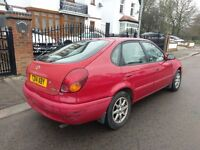 toyota corolla 5 door auto automatic low mileage drives superb