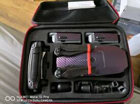 Urgent!Mavic pro fly more combo full accessories