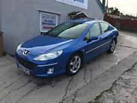 PEUGEOT 407 20HDI SPORT LEATHER , STUNNING CONDITION £1595 !!!