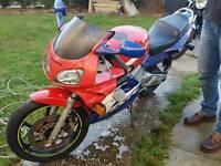 Honda NSR 125 *NEEDS BOTTOM END BEARINGS*