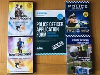 How To Become A Police Officer - Complete Set