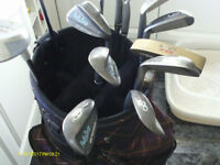 LADIES GOLF CLUBS FULL SET WITH BAG