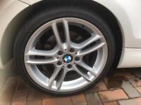 BMW 1 series convertible M sport