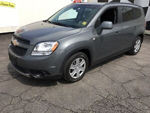 2012 Chevrolet Orlando 2LT, Automatic, Third Row Seating,
