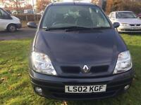 Renault scenic AUTOMATIC 1.6 in very good condition drives excellent