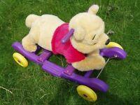 Ride on Winnie the Pooh