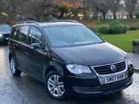 2007 Volkswagen Touran 2.0 TDI SE DSG 7 Seater Full Service History +Not Ford VW Seat Audi