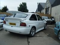 STUNNING FORD ESCORT RS COSWORTH REPLICA LONG MOT 2300CC HEADTURNER MAY PX