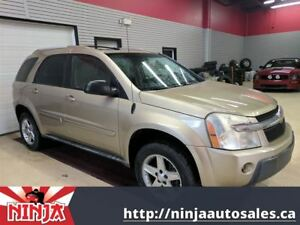 2005 Chevrolet Equinox LT- Sunroof-Leather Seats-2 Sets Of Tires