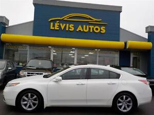 2012 Acura TL TECHNOLOGIE PACKAGE GPS CUIR TOIT OUVRANT SEULEMEN