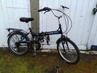 Folding Bicycle Bike