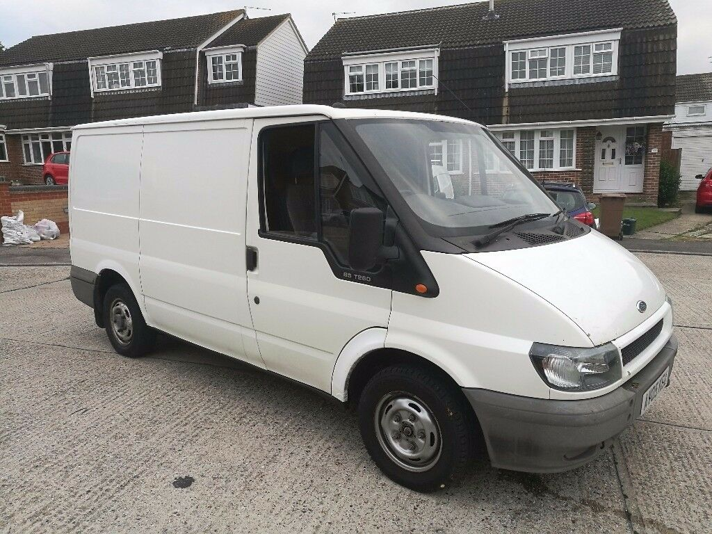 ford transit van 2005 in chelmsford essex gumtree. Black Bedroom Furniture Sets. Home Design Ideas