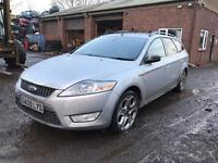 2009 Ford Mondeo - Breaking for Part