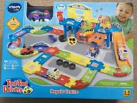 Toot toot drivers repair centre, brand new, in box