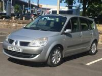 RENAULT GRAND SCENIC 2008 (57 REG)*£999*CHEAP 7 SEATER CAR*DIESEL*5 DOORS*PX WELCOME*DELIVERY