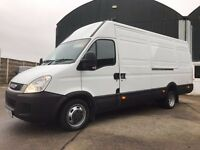 2011 WHITE IVECO DAILY 35C15 LWB TWIN WHEEL.....Finance Available