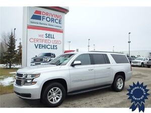 2016 Chevrolet Suburban LT 4x4 - Remote Engine Start, 48,464 KMs