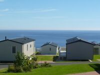 £100 off 4 night break 29th Aug, Luxury Caravan at Elm Bank Coastal Park, Berwick-upon-Tweed