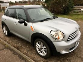 Mini Cooper Countryman - High Spec Bargain!