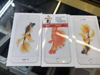 IPhone 6s 16Gb brand new seal box 12 month apple warranty
