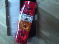 Rear lamp light lens ford transit MK6 2000-2006 right hand side. Brand new boxed still in wrapper!