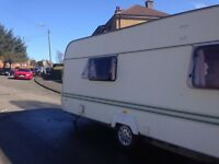 Caravan for sale ,Coachman Mirage 1992,clean and tidy van ,ready for the road